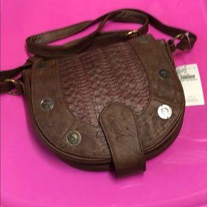 Handbags - NWT crossbody from The Buckle